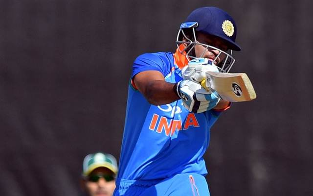 Shreyas Iyer inspires India A to victory. (Photo Source: Twitter)