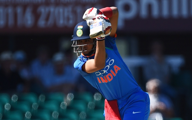 Shubman Gill of India A. (Photo by Nathan Stirk/Getty Images)