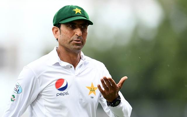 Pakistan's Younis Khan. (Photo by JEWEL SAMAD/AFP/Getty Images)