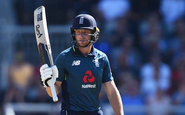 Jos Buttler of England. (Photo by Nathan Stirk/Getty Images)
