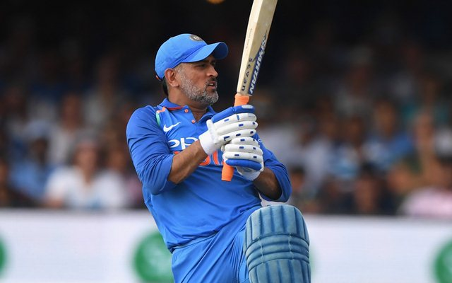 MS Dhoni. (Photo by Stu Forster/Getty Images)