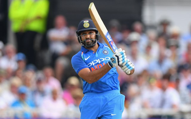 Rohit Sharma. (Photo by Stu Forster/Getty Images)