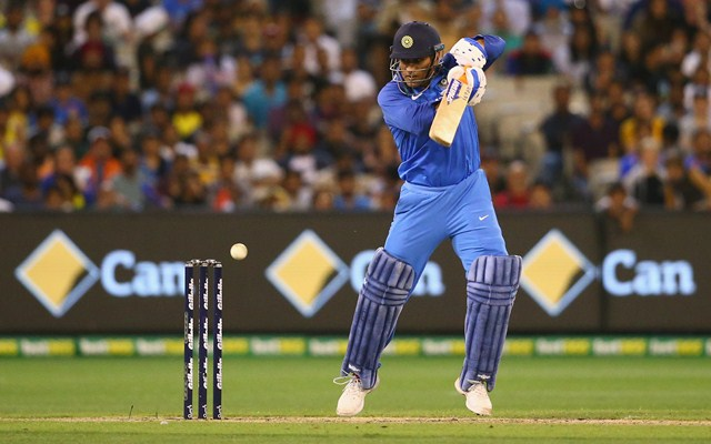MS Dhoni. (Photo by Mike Owen/Getty Images)