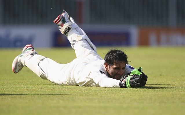 Sarfraz Ahmed (Photo by Francois Nel/Getty Images)