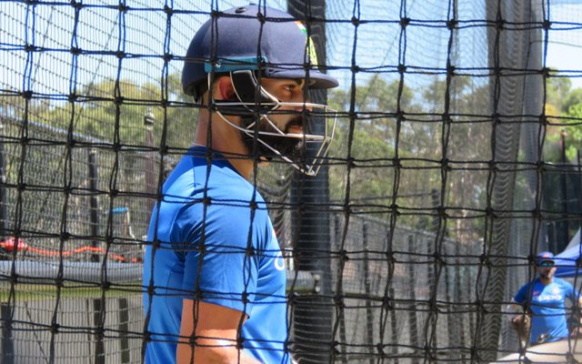 Indian captain Virat Kohli. (Photo Source: Twitter)