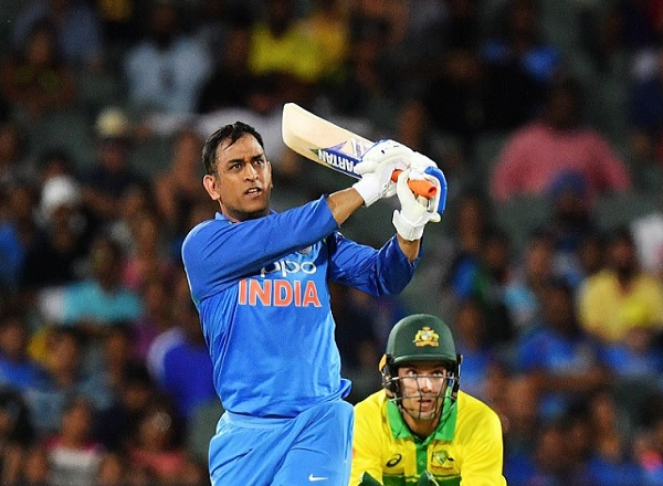 dhoni Photo by BCCI/twitter