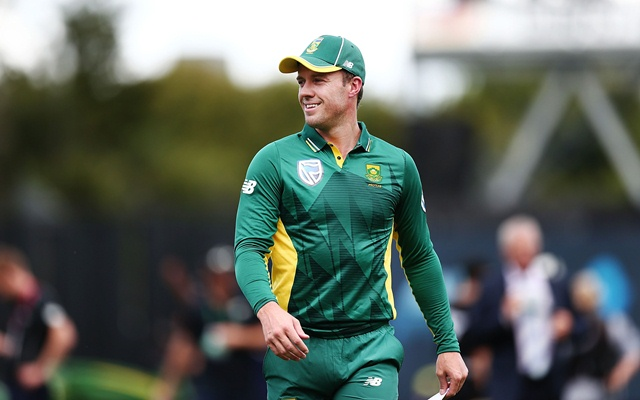 AB de Villiers of South Africa. (Photo by Anthony Au-Yeung/Getty Images)