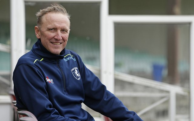 Allan Donald. (Photo by Henry Browne/Getty Images)