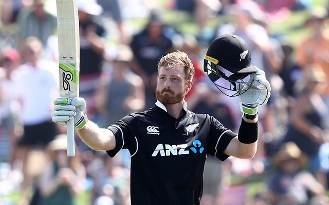 Martin Guptill. (Photo by Phil Walter/Getty Images)
