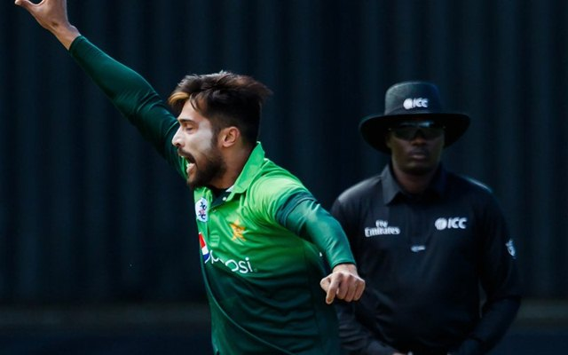 Mohammad Amir ( image source: ICC/ twitter)