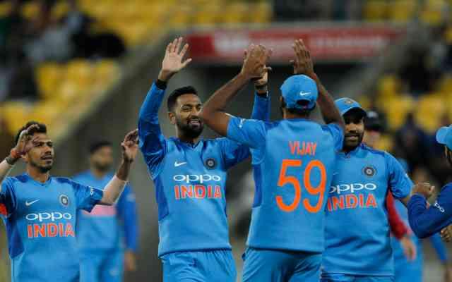 India Team (Twitter)
