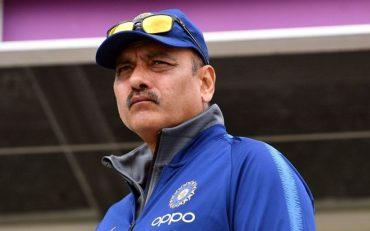 India's head coach Ravi Shastri (Photo by Saeed KHAN / AFP)