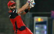 Virat Kohli playing a shot. (Photo Source: IPL/BCCI)