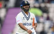 Rishabh Pant. (Photo by Alex Davidson/Getty Images)