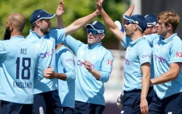 England Cricket Team. (Photo by Owen Humphreys/PA Images via Getty Images)