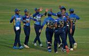 Sri Lanka Team. (Photo Source: Twitter)