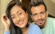 Dhanashree Verma and Yuzvendra Chahal. (Photo Source: Instagram)