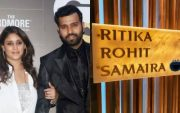 Rohit Sharma and Ritika Sajdeh. (Photo Source: Getty Images and Instagram)