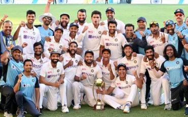 Indian Cricket Team (Photo Source: Twitter)