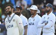 Indian Test Team (Photo Source: Twitter)
