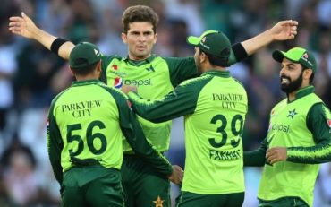 Pakistan Cricket Team. (Photo by Philip Brown/Popperfoto/Popperfoto via Getty Images)