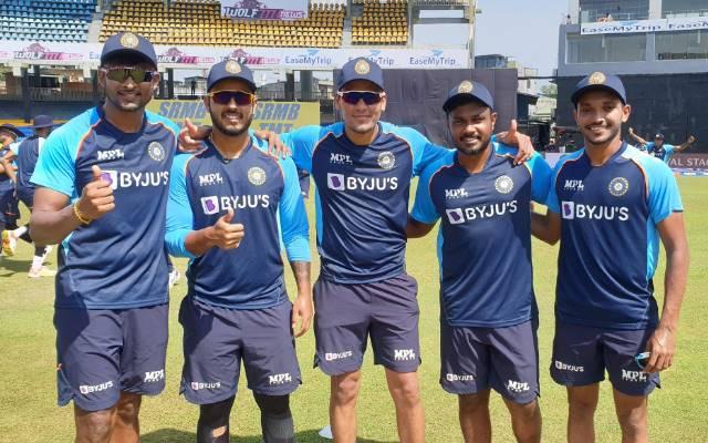 Sri Lanka vs India 3rd ODI (Photo Source: Twitter)