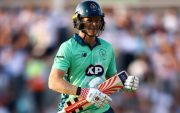 Sam Billings of Oval Invincibles. (Photo by Gareth Copley/Getty Images)