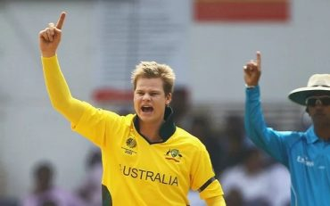 Steven Smith. (Photo by Matthew Lewis/Getty Images)