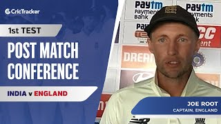 We Posted A Good Score & Took 20 Wickets In Alien Conditions: Joe Root, Press Conference, IND vs ENG