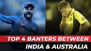 Virat Kohli's Best sledging Reply To Australia, Best Of India's Verbal Banters With Australia