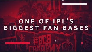 Glimpse of RCB Fan Army's social services