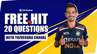 What Hashtag would you be? Which IPL team would you like to play? | Freehit With Y Chahal | Ep-12