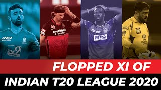 MS Dhoni or Andre Russell: Who Will Be The Captain Of Flopped XI Of Indian T20 League?