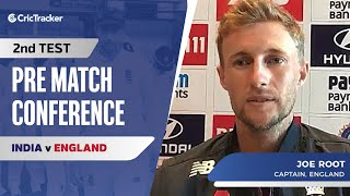 Desperate To Be A Part Of An IPL Season: Joe Root, Press Conference, IND vs ENG Second Test