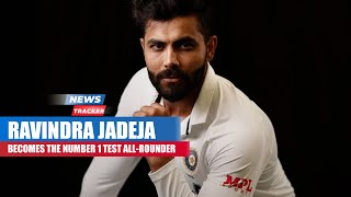 Ravindra Jadeja Becomes The No. 1 All-rounder In The Latest ICC Test Rankings & More Cricket News
