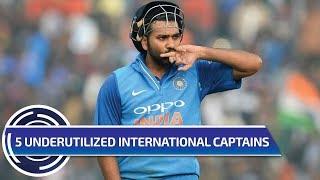 5 Underutilized captains in international cricket