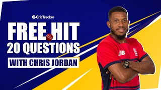 Best Player Of IPL 2021? Your Best Friend In Cricketing World? | Free Hit with Chris Jordan | Ep -16