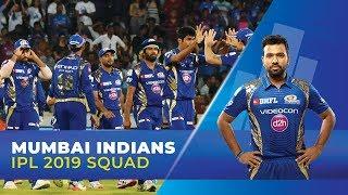 IPL 2019: Mumbai Indians Squad (MI) | Rohit Sharma to lead | Yuvraj Singh in the middle-order