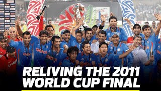Reliving the Memories of World Cup 2011 | India vs Sri Lanka Finals | CricTracker