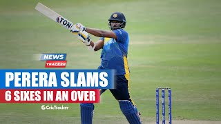 Sri Lanka's Thisara Perera Hits 6 Sixes In An Over, Buttler Lauds Sam Curran And More Cricket News