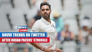 Indians Fans Misses Bhuvneshwar Kumar As Indian Pacers Toils Hard on Day 3 OF WTC Final