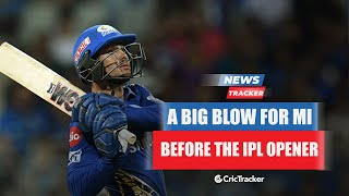 Quinton de Kock Set To IPL 2021 Opener Against RCB For Mumbai Indians And More Cricket News