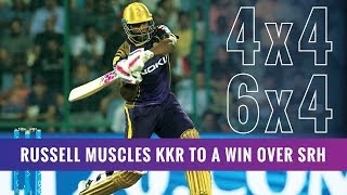 IPL 2019: Match 2, KKR vs SRH: Andre Russell takes his team home