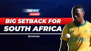 Kagiso Rabada Ruled Out Of The ODI Series, R Jadeja Credits MS Dhoni For His Batting Transformation