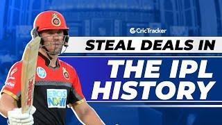 Major Steals Deals Of IPL Auction History, Top 5 Smart Buys In IPL, Best Value-For-Money Picks