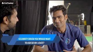 Rapid Fire: Mohammad Kaif on his celebrity crush | Best fielder | iB Cricket