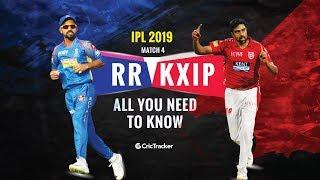 IPL 2019: Match 4, Rajasthan Royals (RR) vs Kings XI Punjab (KXIP): All you need to know