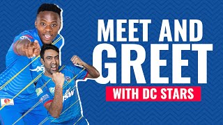 Exclusive: R Ashwin, Mohit Sharma & Kagiso Rabada Meet & Greet With Delhi Stars
