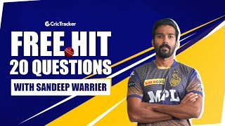 Kohli or Dhoni? Under Whose Captaincy He Wants To Play | Free Hit With Sandeep Warrier | EP 9