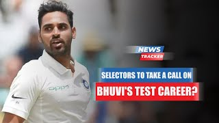 Indian Selectors To Take A Final Call On Pacer Bhuvneshwar Kumar's Test Career & More Cricket News